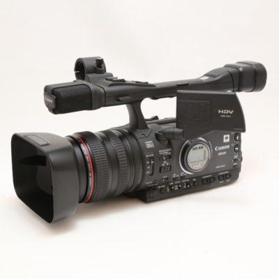 Canon XH-A1E, 1,6 Megapixel, 20-Fach opt. Zoom 7,1 cm (2,8 Zoll) Display, Bildstabilisator