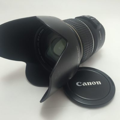 Canon 17-55mm 1:2,8 IS USM EF-S