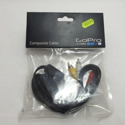 GoPro Composite Cable auf miniKlinke NEU für GoProHERO 2