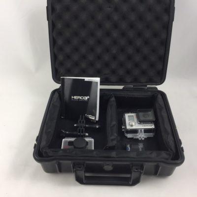 GoPro Hero3+ inkl. B&W Outdoor Case