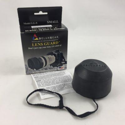 Deluxgear Lens Guard – Gummistoßschutz für Objektive von 63,5 – 76,2mm Durchmesser