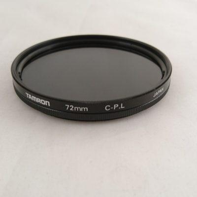 Tamron Polfilter circular 72mm