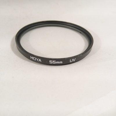 Hoya 55mm UV Filter