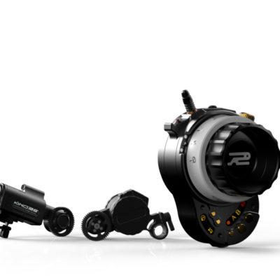 Kinorg D25Ws Follow Focus + KM2 classic + KM1 super silent, Funkschärfen Set
