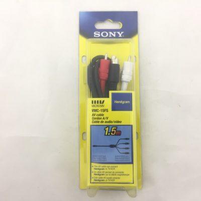 ORIGINAL Sony VMC-15FS Handycam AV Kabel