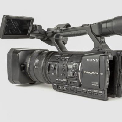 Sony HXR-NX5 inkl. Zubehörpaket