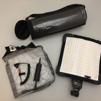 Bright Cast LED Licht – Lightpanel Variable V15-345 von 3200-5600 mit DEFEKT