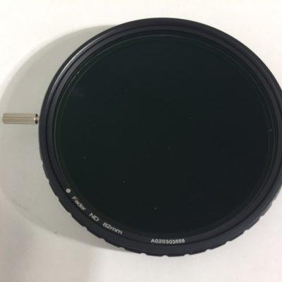 CALUMET Vario ND Filter 4-500x 82mm mit Einhand-Hebel