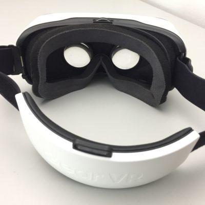 Samsung Gear VR Oculus Brille weiß Model SM – R321 – Entwicklermodel