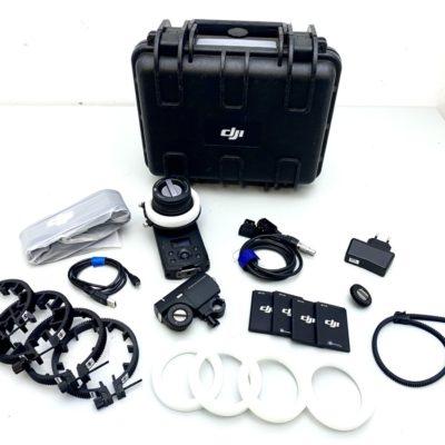 DJI FOCUS FTX1 Funkschärfe und Motor mit umfangreichem Zubehörpaket