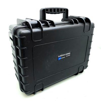 B&W Hartschalenkoffer Typ 5000 mit passendem Inlay für DJI Ronin S