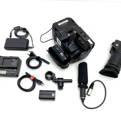 SONY NEX-FS700  Body inkl. Zubehörpaket Micro, Akku, Ladegerät