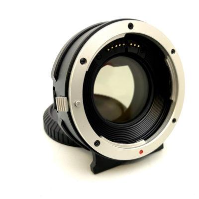 KIPON Adapter für Canon EF auf Sony E AF ND MK III