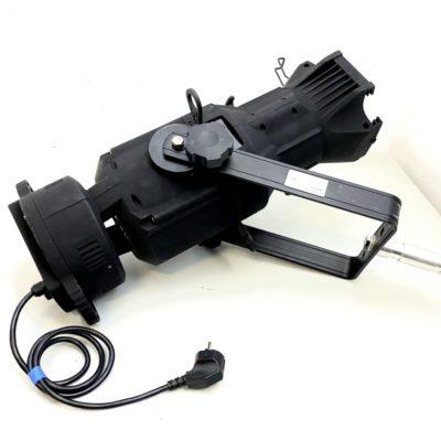 VARYTEC LED Profiler 150W 3200K Kunstlicht Verfolger mit Zapfen